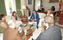 La Consejería de Empleo y la Diputación de Ciudad Real unen fuerzas para lograr que el Plan Extraordinario por el Empleo devuelva el impulso económico y social a la provincia