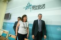 La consejera de Economía, Empresas y Empleo presenta en Toledo el Plan Extraordinario por el Empleo