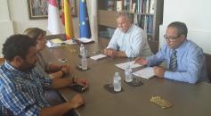 La Junta y UGT coinciden en la necesidad de alcanzar un acuerdo general entre Administración y sindicatos