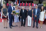 Homenaje a los Mayores en Valdepeñas (Ciudad Real)