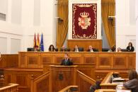 Comparecencia del presidente en Las Cortes