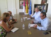 La Junta y CSIF colaborarán para establecer un calendario de negociación entre administración y sindicatos