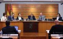 Comisión de Bienestar Social en las Cortes de Castilla-La Mancha