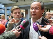 El consejero de Hacienda y Administraciones Públicas, en el I Encuentro SER Castilla-La Mancha