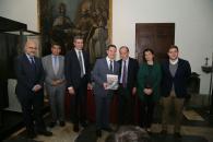 """El presidente de Castilla-La Mancha preside la presentación del libro """"Memorias del Cigarral"""""""