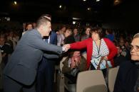 El presidente García-Page anuncia que Castilla-La Mancha liderará una iniciativa para que el Estado garantice la tutela de personas con discapacidad y dependientes cuando se reforme la Constitución