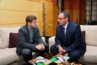 El Gobierno regional muestra su apoyo a la apuesta industrial y por el empleo del grupo Mercadona en Castilla-La Mancha