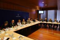 La consejera de Bienestar Social preside el Consejo Regional de Servicios Sociales