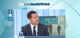 El presidente García-Page, entrevistado en Canal Sur