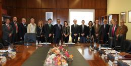 Primer Pleno del Consejo Social de la Universidad de Castilla-La Mancha