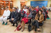 Profesionales del Hospital Nacional de Parapléjicos forman al personal de aerolíneas en la atención al viajero con discapacidad