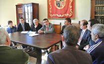 La primera inversión del Gobierno regional en regadíos culminará la obra paralizada durante cuatro años en Cogolludo