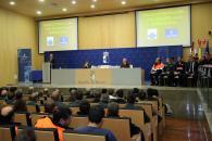 El consejero de Hacienda y Administraciones Públicas, en la entrega  las de placas de reconocimiento a voluntarios y agrupaciones de Protección Civil en Castilla-La Mancha