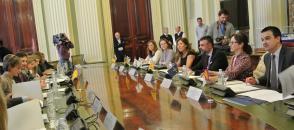 Reunión de la Conferencia Sectorial de Medio Ambiente