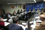 Martínez Arroyo en la Mesa Sectorial de Agricultura