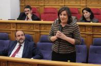 Patricia Franco recuerda que la garantía de anticipo del 75% para ayuntamientos ya está incluida en el texto del Plan Extraordinario
