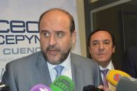 """Martínez Guijarro afirma que la gestión hidráulica del Gobierno de España """"está basada exclusivamente en los votos"""""""