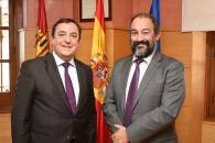 El Gobierno regional colaborará con la Universidad de Castilla-La Mancha en la captación de proyectos europeos
