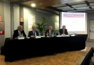 El director general de Transportes acentúa la importancia logística de Talavera ante los profesionales del sector