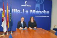La Consejería de Economía, Empresas y Empleo y Gas Natural Castilla-La Mancha acuerdan colaborar en el fomento de empleo en la región
