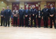 """Ruiz Molina: """"La labor de los policías locales les ha llevado a ser uno de los colectivos profesionales más apreciados por la sociedad"""""""