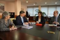 El Gobierno de Castilla-La Mancha se interesa por el proyecto de lanzadera de satélites de Elecnor Deimos