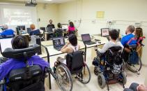 El Hospital de Parapléjicos se vuelca en la formación de pacientes que necesiten habilidades informáticas