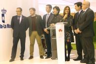 Presentación en FITUR del programa de actividades del IV Centenario de la muerte de Cervantes