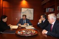 El Gobierno de Castilla-La Mancha colaborará con la Asociación Autocontrol para un eficaz control de los mensajes publicitarios