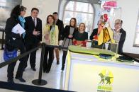 """Aurelia Sánchez participa en el XXV Aniversario de la Fundación """"Perro Guía"""""""