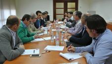 Reunión del Patronato de la Fundación Tierra de Viñedos