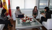 Gobierno regional y Ayuntamiento de Ciudad Real colaborarán en políticas de Igualdad