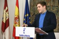 l portavoz del Gobierno regional, Nacho Hernando informa, sobre los acuerdos del Consejo de Gobierno