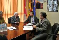 La Junta renueva la cesión de una finca en Valdepeñas a AGRAMA para la mejora genética de la raza de oveja manchega