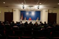 Elena de la Cruz firma con ayuntamientos de Toledo la adhesión de municipios al programa de intermediación hipotecaria