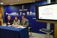a consejera de Economía presenta las Jornadas Regionales sobre (IGP,s) No Alimentarias