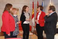 El Gobierno regional estudia asumir la financiación del Centro de Día para Adolescentes y del SEPAP de Alcázar de San Juan