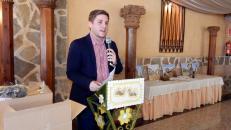 Comida benéfica de la Asociación Española Contra el Cáncer en Talavera de la Reina
