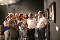Inauguración de la exposición fotográfica 'El Alma de Cervantes' en Ciudad Real