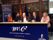 El Gobierno regional confirma su compromiso con la organización del XXIII Congreso Estatal de Astronomía que se celebrará en Cuenca en 2018
