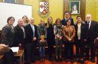 Reunión con los alcaldes de los municipios incluidos en el nuevo mapa de transporte