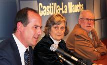 conferencia sobre Sampedro