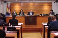 Comisión de Economía y Presupuestos de las Cortes Regionales