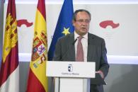 El Gobierno regional acuerda el techo de gasto de 2018, un paso más en la elaboración de los presupuestos del próximo año