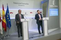 El Consejo de Gobierno rechaza la tramitación parlamentaria de 16 enmiendas parciales del PP a los presupuestos 2017 por suponer un recorte de 160 millones