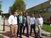 El Gobierno de Castilla-La Mancha destaca la apuesta por lo público en la Gerencia Integrada de Manzanares