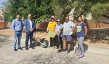 Un total de 126 personas desempleadas de la comarca de La Jara están contratadas a través del Plan Extraordinario por el Empleo de este año