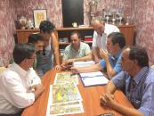 El Gobierno de Castilla-La Mancha acometerá una serie de actuaciones para mejorar el abastecimiento en alta de la población de Graja de Iniesta