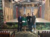 Castilla-La Mancha apoya la propuesta de la 'Fiesta Corrala de Cervantes' al difundir la imagen de la región como tierra del ilustre autor