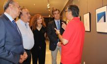 Exposición AFGU en sala de arte Buero Vallejo